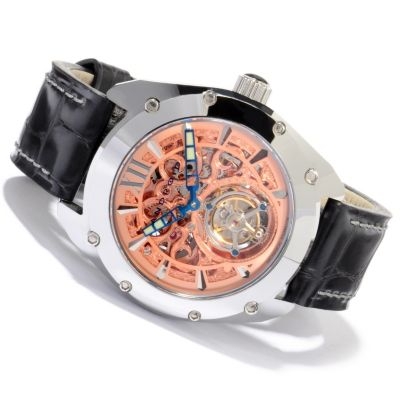 605-934 - Android Men's Virtuoso Numbered Limited Edition Tourbillon Skeleton Watch