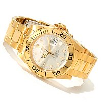 Invicta Men's Pro Diver Swiss Quartz Stainless Steel Bracelet Watch