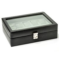 10 Slot Watch Storage Box