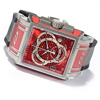 INVICTA MEN'S S1 TOURING SWISS QUARTZ STAINLESS CASE STRAP WATCH