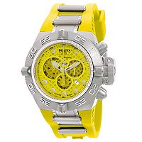 Invicta Men's Subaqua IV Polyurethane Strap Watch