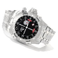 Invicta Men's Flight Series Stainless Bracelet Watch