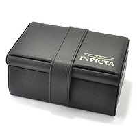 Invicta 3-Slot Collector's Watch Box