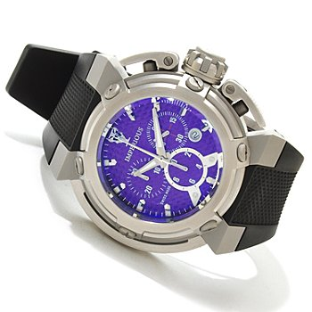 606-526 - Imperious Men's X-Wing Swiss Made Quartz Chronograph Carbon Fiber Strap Watch