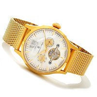 TTV Constantin Weisz Men's or Women's Diamond Accented Bracelet Watch