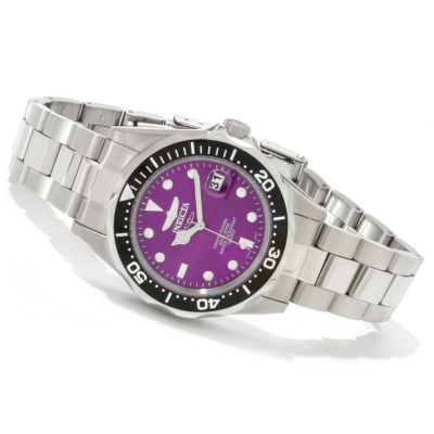 606-578 - Invicta Men's Pro Diver Quartz Stainless Steel Bracelet Watch