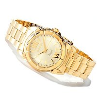 INVICTA WOMEN'S ANGEL QUARTZ STAINLESS BRACELET WATCH