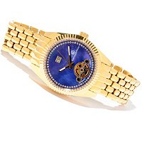 Constantin Weisz Ladies MOP Dial Automatic Bracelet Watch