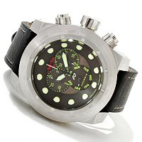 ANDROID MEN'S VOLCANO 50 QUARTZ CHRONOGRAPH STRAP WATCH