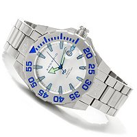 ANDROID MEN'S DIVEMASTER SILVERJET 45 QUARTZ BRACELET WATCH