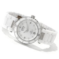 Oniss Women's Rodeo Classic Diamond Accented Ceramic Watch