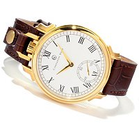 Constantin Weisz Men's Mechanical Two-in-One Wrist and Pocket Watch