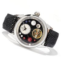 Constantin Weisz Women's Automatic Multi Gem Strap Watch