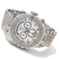 INVICTA RESERVE MEN'S SPECIALTY SUBAQUA SWISS CHRONO STAINLESS BRACELET