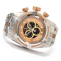 INVICTA RESERVE MEN'S BOLT ZEUS SWISS CHRONOGRAPH BRACELET WATCH