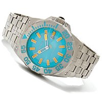 ANDROID MEN'S DIVEMASTER PREDATOR 2 QUARTZ BRACELET WATCH