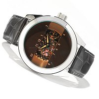 ANDROID MEN'S/WOMEN'S CHOICE HORIZON 2 SKELETON AUTOMATIC STRAP WATCH