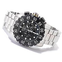 INVICTA RESERVE MEN'S LEVIATHAN DIVER SWISS CHRONO BRACELET WATCH