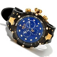 INVICTA RESERVE MEN'S VENOM GENERATION II SWISS CHRONOGRAPH POLY STRAP WATCH