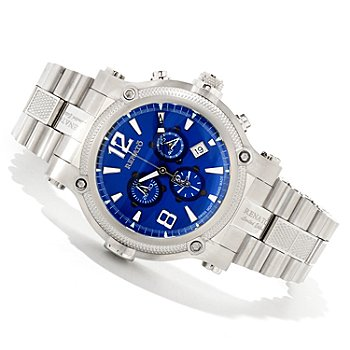 607-675 - Renato Men's Beast X Limited Edition Swiss Quartz Chronograph Interchangeable Bracelet Watch