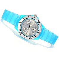 INVICTA WOMEN'S ANATOMIC QUARTZ MULITFUNCTION BRACLET WATCH