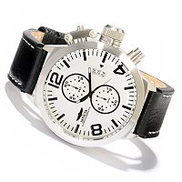 INVICTA MEN'S CORDUBA QUARTZ CHRONOGRAPH STRAP WATCH