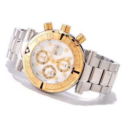 607-834 - Invicta Reserve Men's Subaqua Noma I Limited Edition Valjoux 7750 Watch
