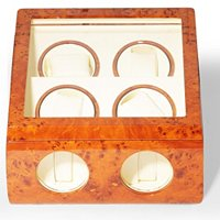 EXECUTIVE DISPLAY QUAD WATCH WINDER