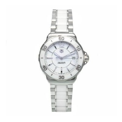 611-401 - Tag Heuer Women's Formula 1 Swiss Quartz Stainless Steel Bracelet Watch