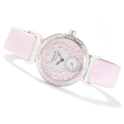 612-936 - Stührling Original Women's Soirée Diamond Swiss Quartz Movement Watch