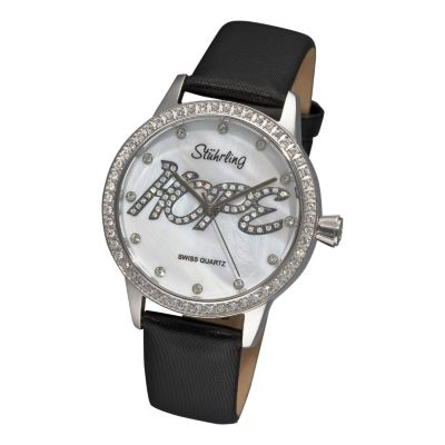 613-546 - Stührling Original Lady Hope Women's Quartz Watch Made w/ Swarovski® Elements