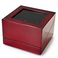 INDIVIDUALLY PROGRAMMABLE DOUBLE WATCH WINDER