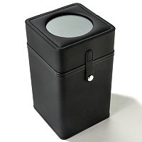PORTABLE WATCH WINDER W/ PROGRAMMABLE SETTINGS