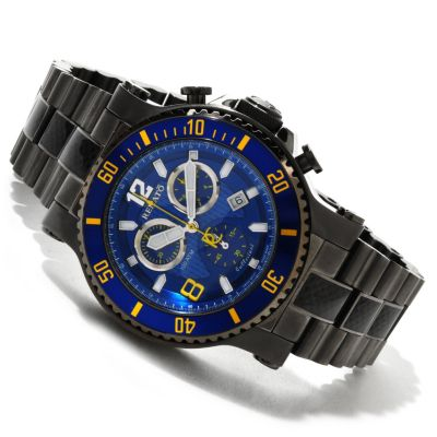 616-341 - Renato Men's T-Rex Diver Limited Edition Swiss Quartz Chronograph Bracelet Watch