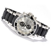 INVICTA MEN'S SEA SPIDER QUARTZ CHRONOGRAPH BRACELET WATCH
