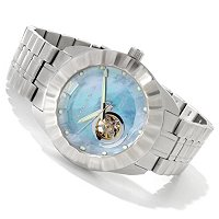 Android Grand/Midsize Choice Spectrum MOP Dial Bracelet Watch