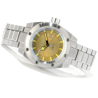 616-743 - Android Men's Powerjet 9015 Automatic 316L Stainless Steel Bracelet Watch
