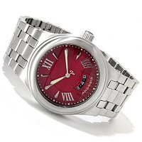 Android Men's Spiral Big Date Automatic Bracelet Watch
