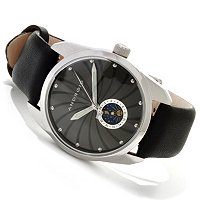 "Android Men's Impetus ""Sun & Moon"" Quartz Strap Watch"