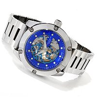 Android Men's Antigravity Tungsten Case and Bracelet Skeleton Watch