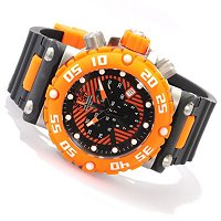 INVICTA MEN'S SUBAQUA NITRO QUARTZ CHRONOGRAPH STRAP WATCH