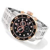 INVICTA MEN'S PRO DIVER SCUBA QUARTZ CHRONO BRACELET WATCH