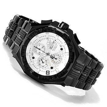 616-805 - Renato Men's Mostro Valjoux 7750 Automatic Limited Edition Chronograph Bracelet Watch