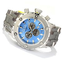 INVICTA RESERVE MENS SPECIALTY SUBAQUA PUPPY LTD ED SWISS CHRONO STRAP WATCH
