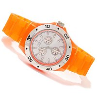 INVICTA MEN'S ANATOMIC QUARTZ MULITFUNCTION BRACLET WATCH