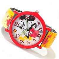 Mickey or Minnie Splash Art Expansion Watch