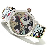 Mickey Comic Strip Strap Watch