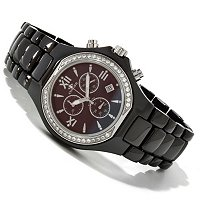 ONISS MEN'S SHARP CERAMICA COLLECTION CHRONOGRAPH BRACELET WATCH