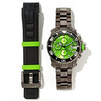 INVICTA MEN'S PRO DIVER QUARTZ CHRONOGRAPH 2PC INTERCHANGEABLE WATCH
