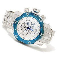 INVICTA RESERVE MID VENOM SWISS CHRONOGRAPH STAINLESS BRACELET WATCH